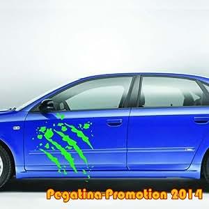 """""""XXL griffe MONSTER CLAW"""" 60 cm autocollant Vinyle Décalque sticker pegatina ,voiture,tuile,Stickers muraux"""