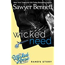 Wicked Need (The Wicked Horse Series Book 3) (English Edition)