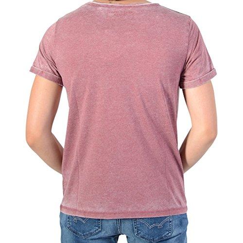 Pepe Jeans Jungen T-Shirt Arthur Teen bordeaux