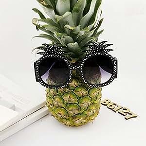 LMB Crystal Sunglasses Cristal Diamant Dames Lunettes de Soleil Grand Cadre Hipster Sauvage Femmes Lunettes de Soleil,Ré,Tout le code