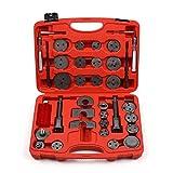 Femor kit Coffret Repousse Piston d`Etrier de Frein - 35 Pièces Outils Universel Repousse-Piston pour Etrier de Frein