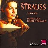14 Lieder de Richard Strauss / Sophie Koch