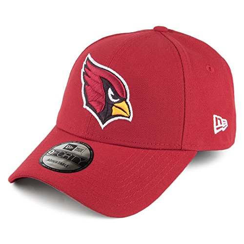 Village Hats New Era 9FORTY Arizona Cardinals Baseball Cap - The League - Red