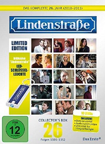Lindenstraße - Das komplette 26. Jahr (Special Edition) (10 DVDs)