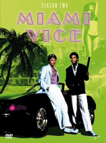 Miami Vice - Season Two [6 DVDs]