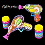 Best USA Bubble Solutions - 6 Pack Bubble Gun Blower Blaster With Bubble Review