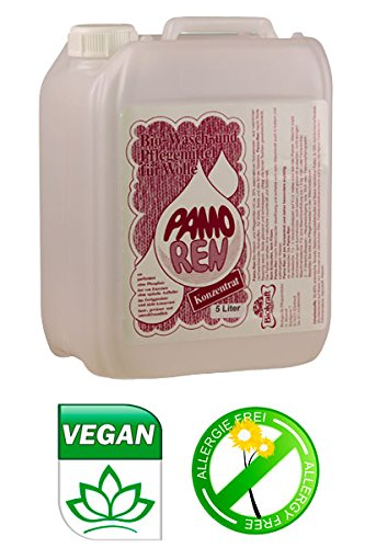 Biokraft, Bio-Waschmittel für Wolle und Seide - 5 liter Sparpreis