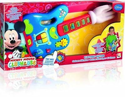 Mickey Mouse 180109 - Guitarra eléctrica por IMC Toys