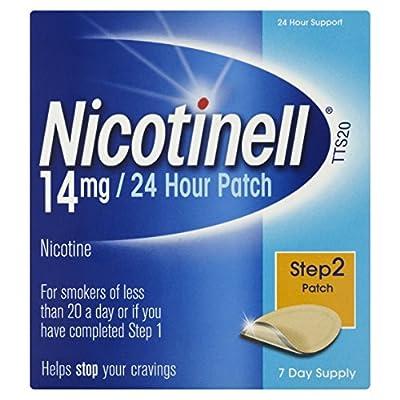 Nicotinell Nicotine Patch TTS10 7mg- Step 3 - 7 Days Supply