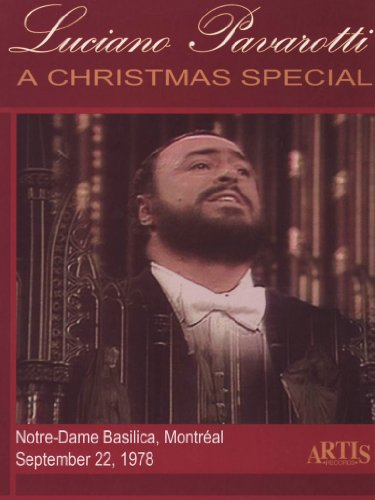 Luciano Pavarotti - A Christmas special(+CD)
