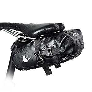 Alofrjas Bicicleta, Selighting Bicicleta Bag Pannier À Prova D 'Água Bicicleta Sacos Multifuncional Saddle Bag para Seat Tresero de Bicicleta Estrada