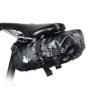 51khUQVycjL. SS300 Selighting Impermeabile Borse Bicicletta Bosello MTB Borsa da Sella Bici
