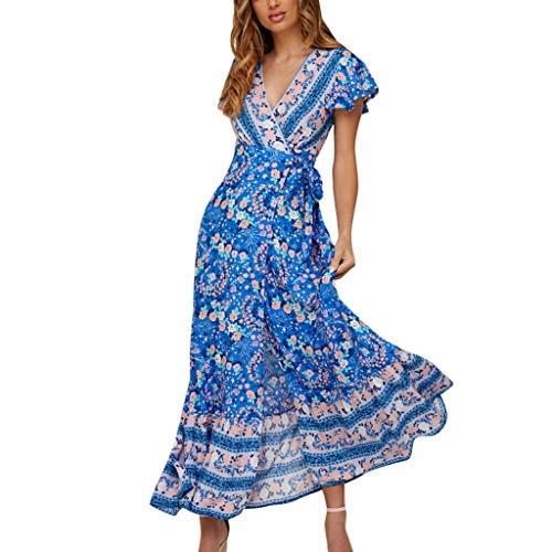 FOTBIMK Abendkleider Elegant Spitzenkleid Chiffon Lang Abendkleid Elegant Ball Abschlussballkleid - Galliano Damen-kleidung