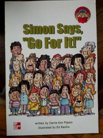 Simon says,