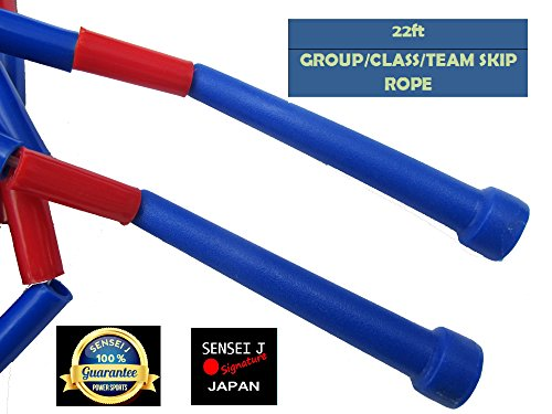 Team 22ft Group Team Class – Skipping Ropes