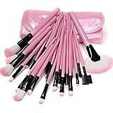 Careshine Makeup Brush Set 32pcs Cosmetic Brushes Kit with Pouch Bag for Eyeshadows Eyeliner Rouge lip