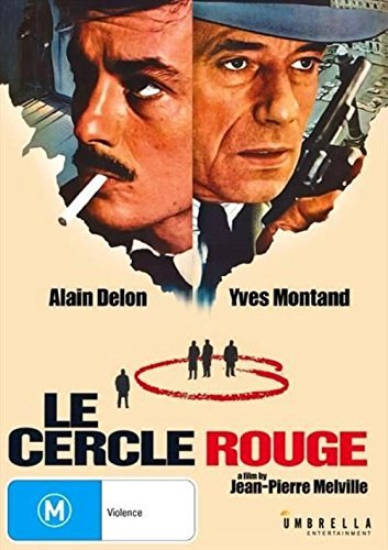 The Red Circle (1970) ( Le Cercle Rouge ) ( I senza nome ) by Alain Delon