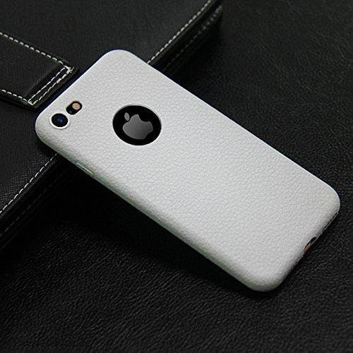 Tsuger pelle Case Cover Custodia per iPhone6 plus--5.5 A-Bianco