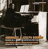 Hommage à Joseph Bonnet. Laberge, Gagné.