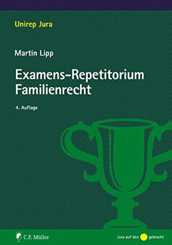 Examens-Repetitorium Familienrecht (Unirep Jura)