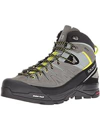 Salomon X Alp Mid LTR GTX Leather Running Shoes