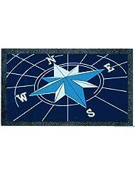 Paillasson antidérapant Format 40 x 68 cm Wind