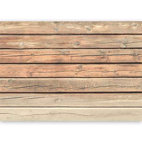 Tapeten Holz Optik