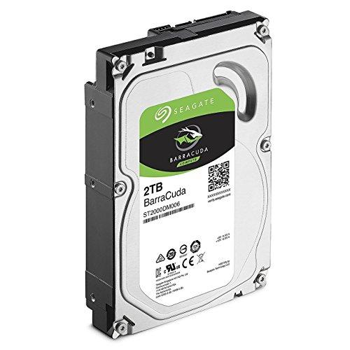 2TB SEAGATE BARRACUDA ,7200 SATA 3 6GB/S 7200RPM 64MB CACHE 8MS INTERNAL HARD DRIVE - OEM, ST2000DM006 - 210 Mb Festplatte