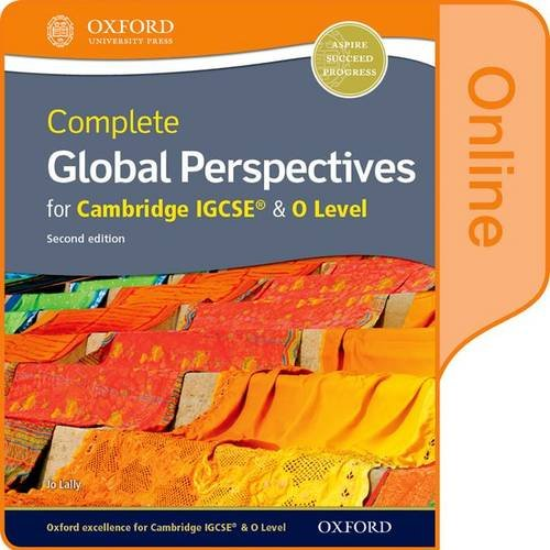 Complete Global Perspectives for Cambridge IGCSE: Online Student Book (Cie Igcse Complete)