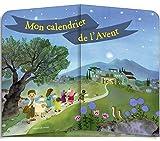 Mon calendrier de l'Avent : Avec un carnet de l'Avent