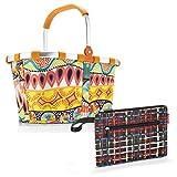 reisenthel carrybag Super-Sparset: carrybag Lollipop mit Gratis reisenthel Case 2 Wool