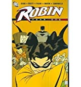 [Robin Year One Tp] [by: Marcos Martin]