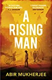Front cover for the book A Rising Man by Abir Mukherjee