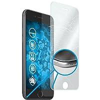 1 x pellicola protettiva per Apple iPhone 7 La pellicola protettiva trasparente per il Apple iPhone 7 offre una protezione quasi invisibile.  La pellicola trasparente per la protezione dello schermo per il Apple iPhone 7 è traspa...