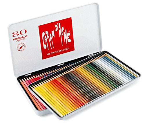 caran-dache-scatola-metallo-da-80-pastelli-prismalo-acquerellabile-caran-dache