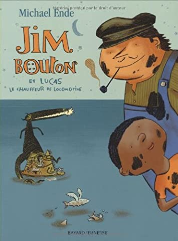 Jim Bouton et Lucas le chauffeur de locomotive, Tome 1 : La Cité des Dragons