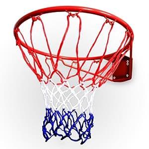 Panier basket avec filet pour ext rieur sports et loisirs - Panier de basket exterieur ...