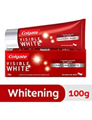 Colgate Toothpaste Visible White Sparkling Mint - 100 g (Whitening)