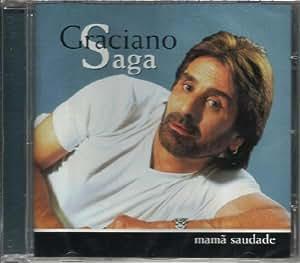 Graciano Saga - Mama Saudade [CD]