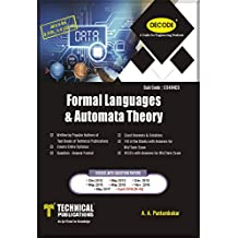 Formal Language And Automata Theory By Puntambekar Pdf