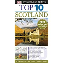 DK Eyewitness Top 10 Travel Guide Scotland
