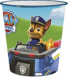 Joy Toy 2478Cubo de Basura Paw Patrol de plástico