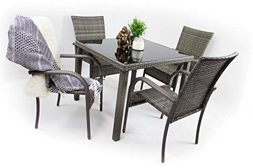 Sedia a dondolo da esterno kasanova: sedia dondolo inout 709