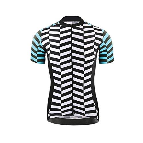 Uglyfrog 2018 Nuovo Gli Uomini Sono Sport all'Aria Aperta Usura Manica Corta Traspirante Ciclismo Maglia Bicicletta Abbigliamento Completo Camicia Moto Zip ITDXETB4