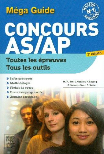 Concours AS/AP par Marie-Henriette Bru, Jacqueline Gassier, Philippe Lecoq, Carole Siebert, Collectif