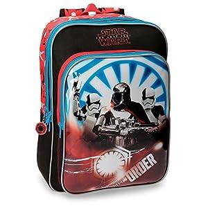 51khoVd9nJL. SS300  - Star Wars The Last Jedi Mochila escolar, 43 cm, 28.9 Litros, Multicolor