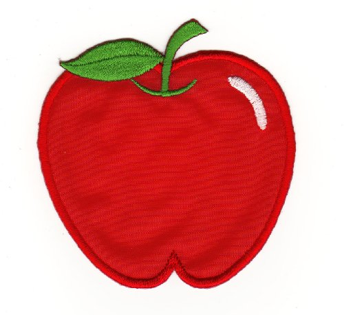 aufnaher-bugelbild-roter-apfel