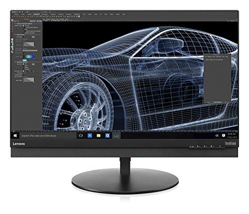 Lenovo ThinkVision P27 27-Inch LED Monitor - Black