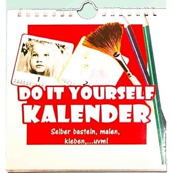 Fotokalender Zum Selber Basteln In Weiß Oder Schwarz