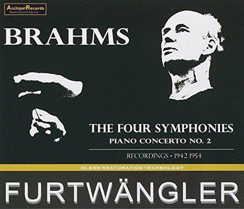 Brahms: The Four Symphonies / Piano Concerto No. 2 Brahms Symphony 2 Fischer